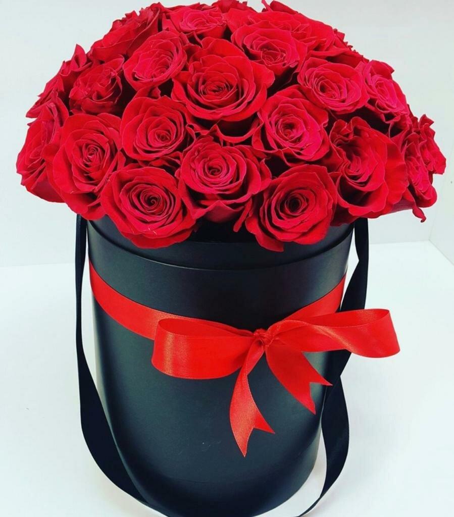 картинка букет роз в коробочке этих ребусов