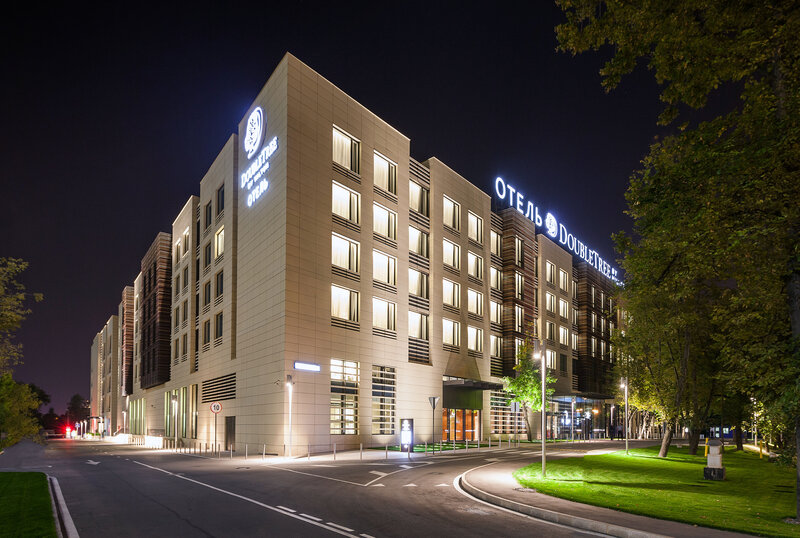 DoubleTree by Hilton Moscow - Marina Hotel