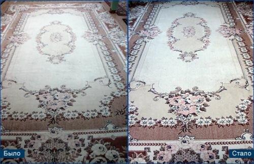 чистка ковров — Мастер Химчистки — Чебоксары, фото №3
