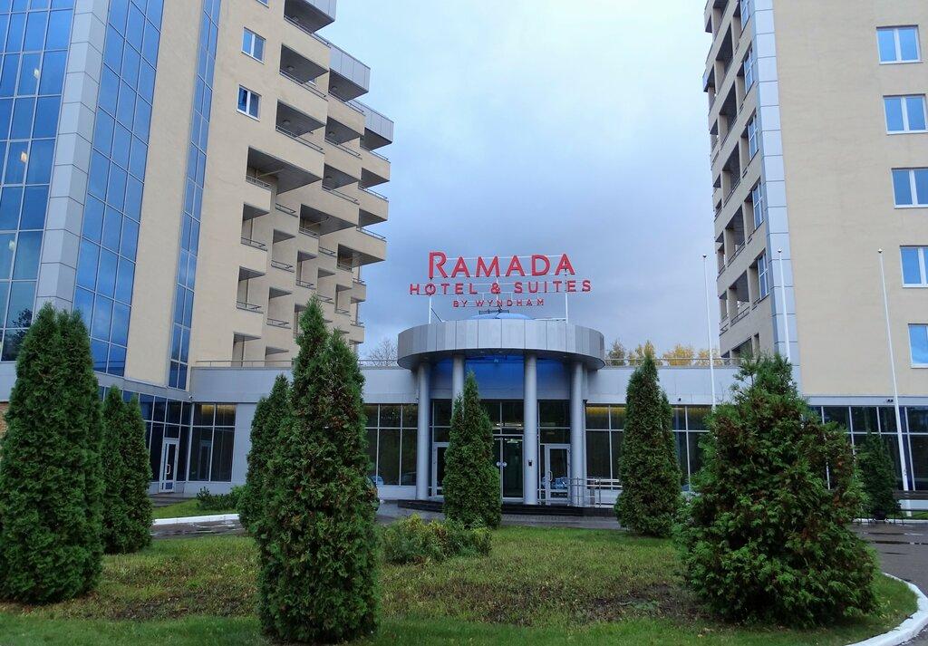 гостиница — Ramada Hotel & Suites by Wyndham — Елабуга, фото №1