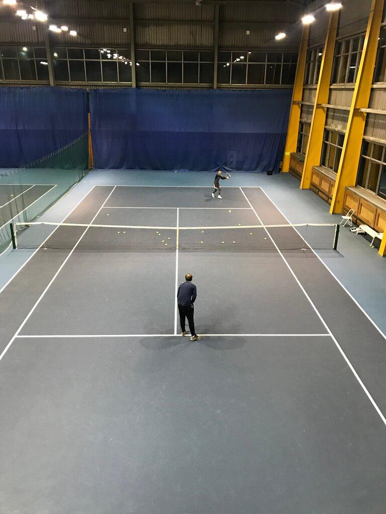 спортивный клуб, секция — Теннисный клуб Лига теннис — Москва, фото №8