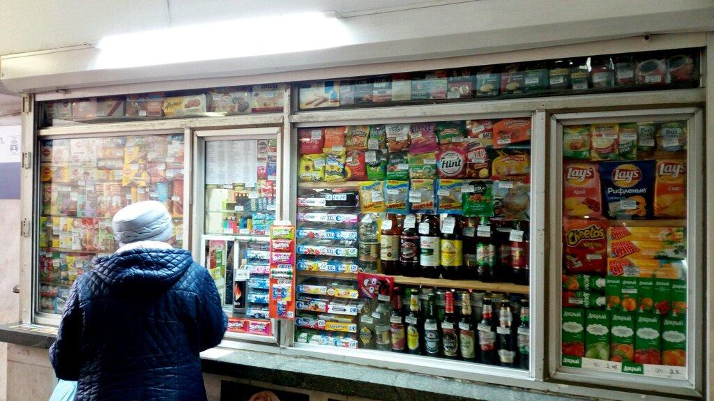 магазин продуктов — Киоск — Минск, фото №1
