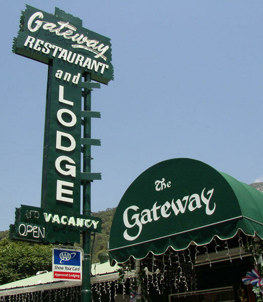 The Gateway Restaurant And Lodg