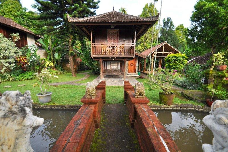 Puri Lumbung Cottages, Restaurant & SPA