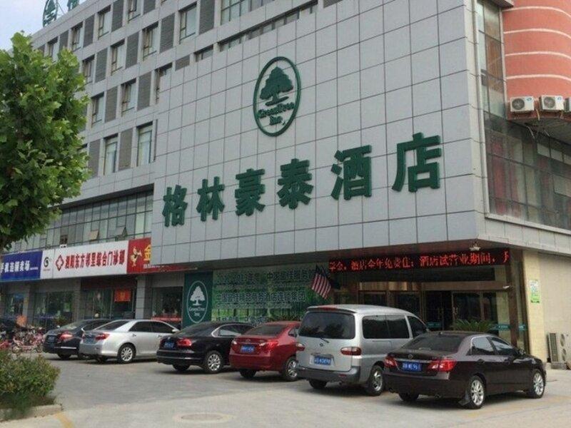 GreenTree Inn Suqian Siyang Development Zone East Beijing Road Hotel