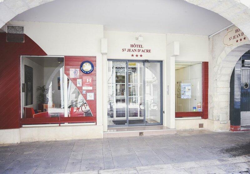 The Originals Boutique, Hôtel Saint Jean d'Acre, La Rochelle Vieux Port