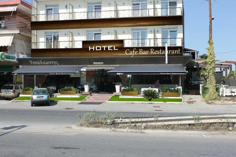 Hotel Halkidona