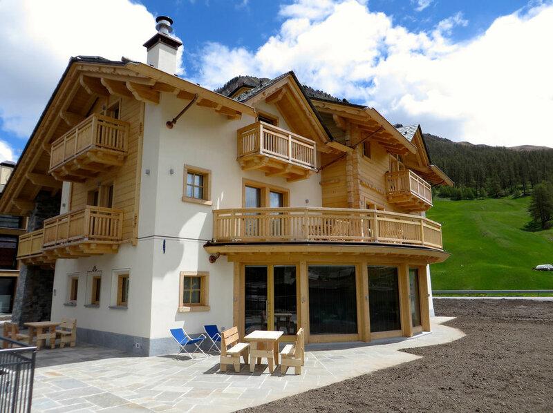 Ecohotel Chalet des Alpes