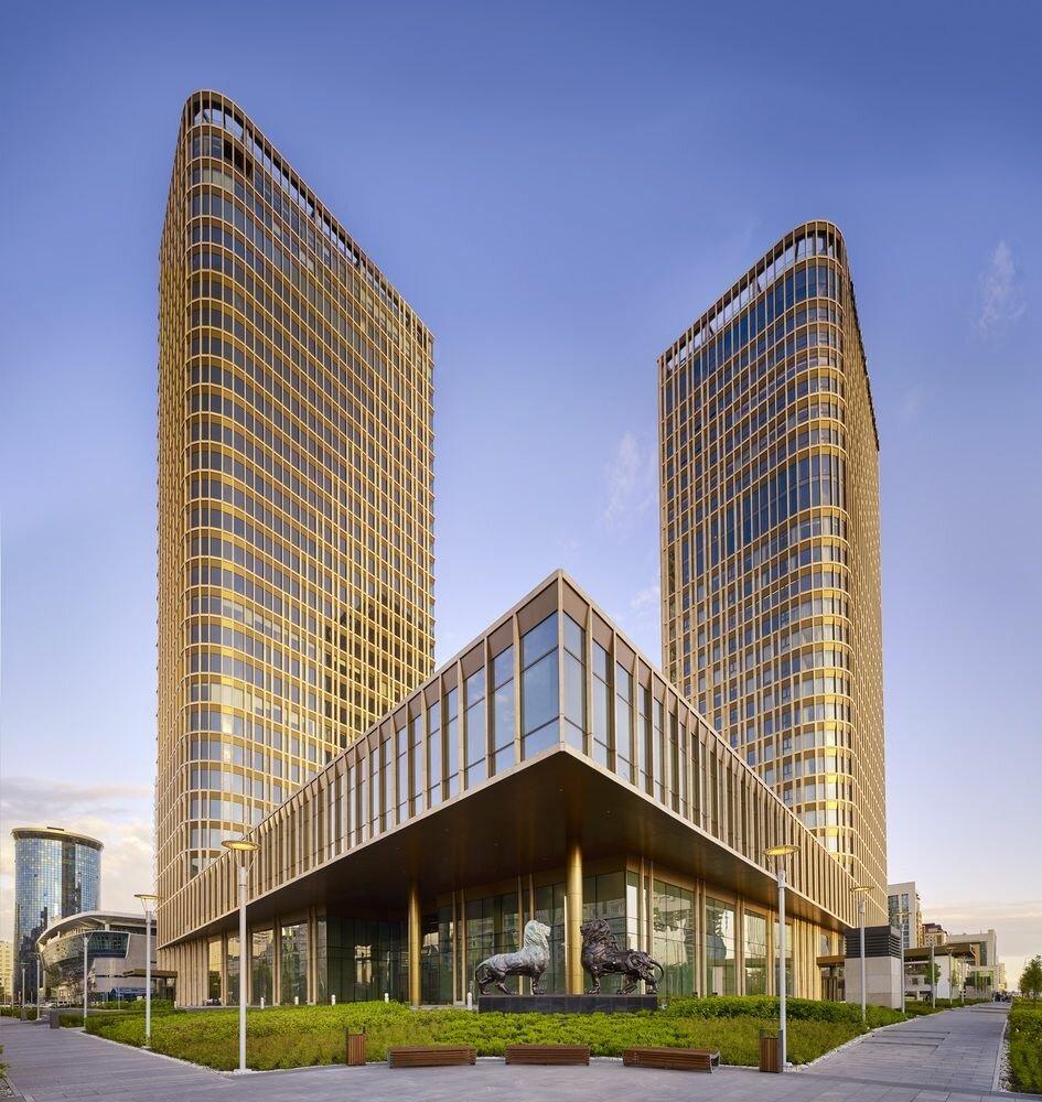 гостиница — The Ritz-Carlton — Нур-Султан (Астана), фото №1