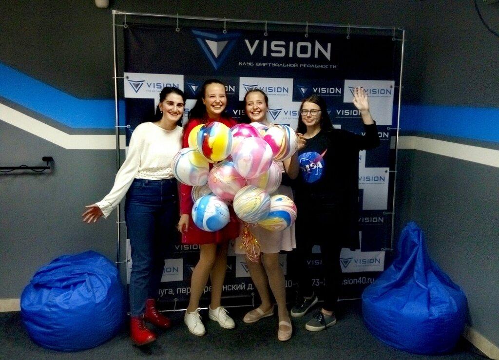 клуб виртуальной реальности — Vision — Калуга, фото №1