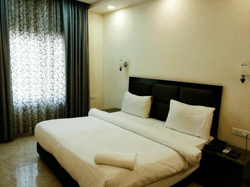 Отель Pk Residency
