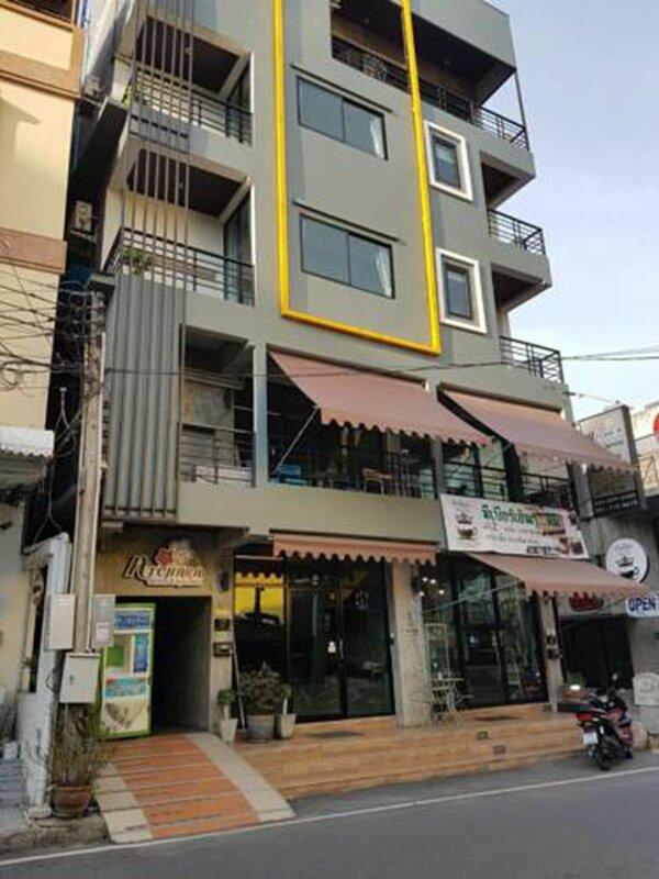 Atchara Service Apartment