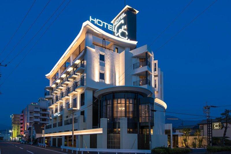 Hotel C. Kokura-Bay