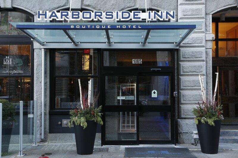 Harborside Inn Of Boston