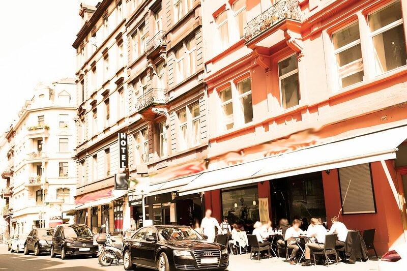 Main Hotel Frankfurt City