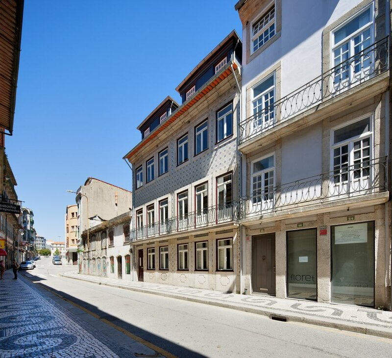 Barredo-Ribeira Oporto Apartments