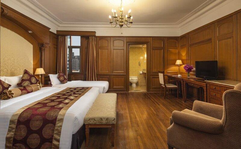 Jin Jiang Pacific Hotel Shanghai