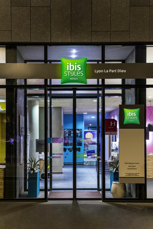 Ibis Styles Lyon Centre - Gare Part Dieu Hotel