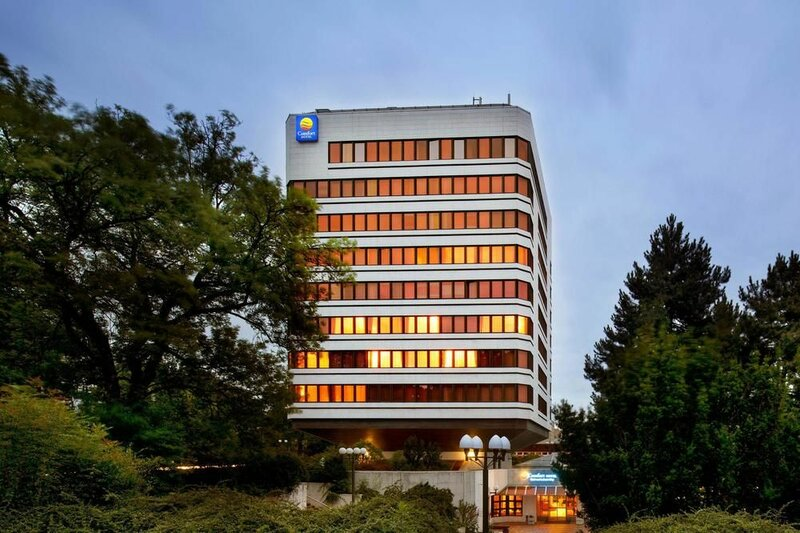 Comfort Usti Nad Labem City
