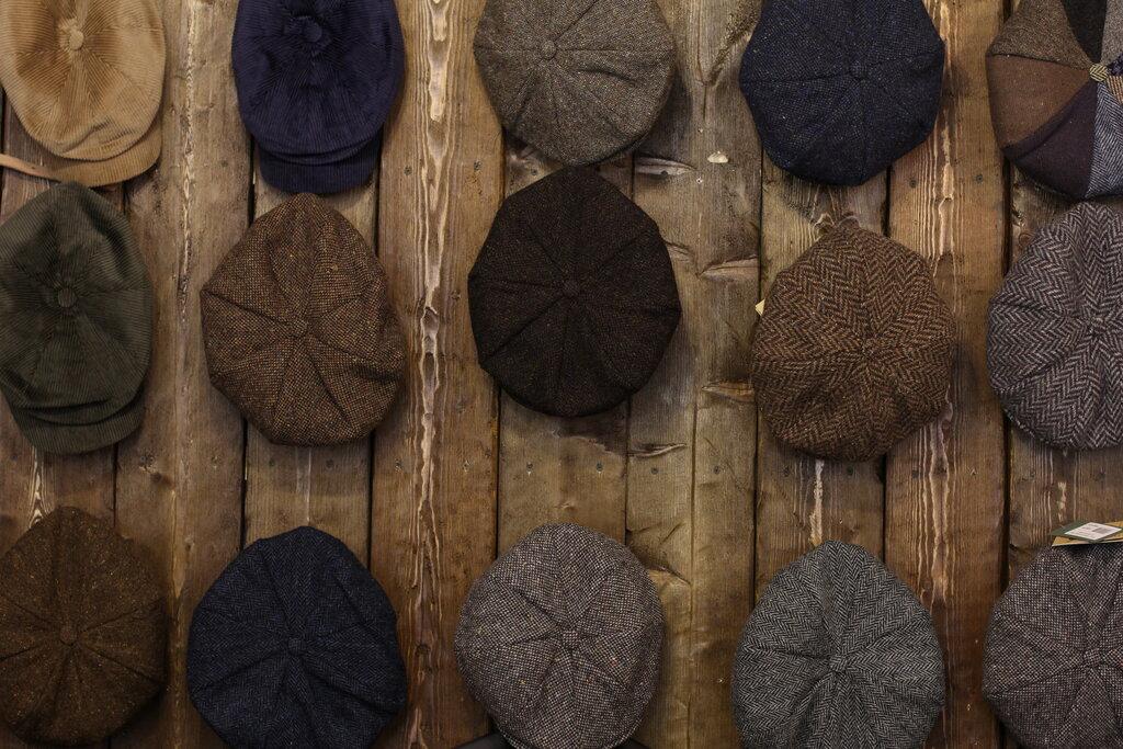 магазин головных уборов — Tweed Hat — Москва, фото №2