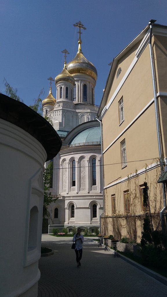 православный храм — Церковь Новомучеников и Исповедников Российских в Сретенском монастыре — Москва, фото №7