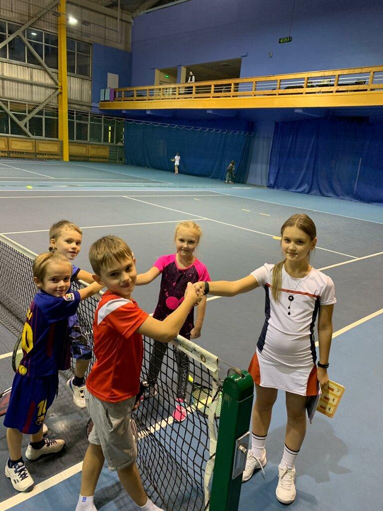 спортивный клуб, секция — Теннисный клуб Лига теннис — Москва, фото №5