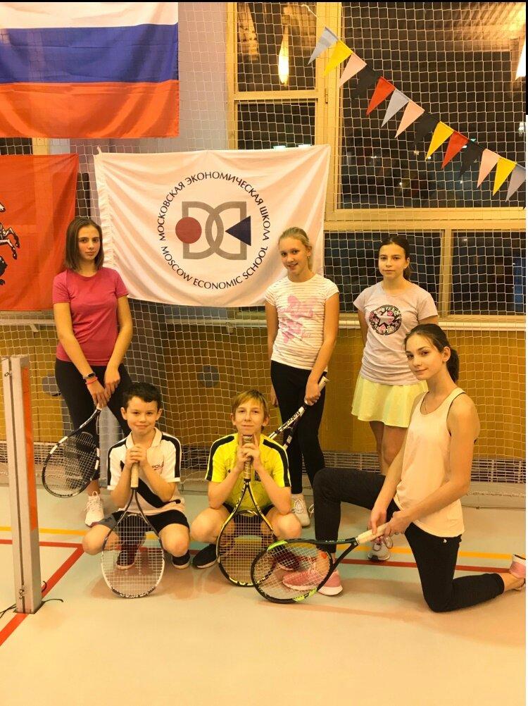 теннисный клуб — Клуб Лига — Москва, фото №1