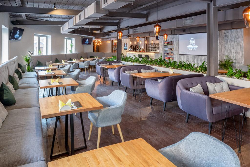 ресторан — БИБЛИОТЕКА Shisha Lounge — Москва, фото №1