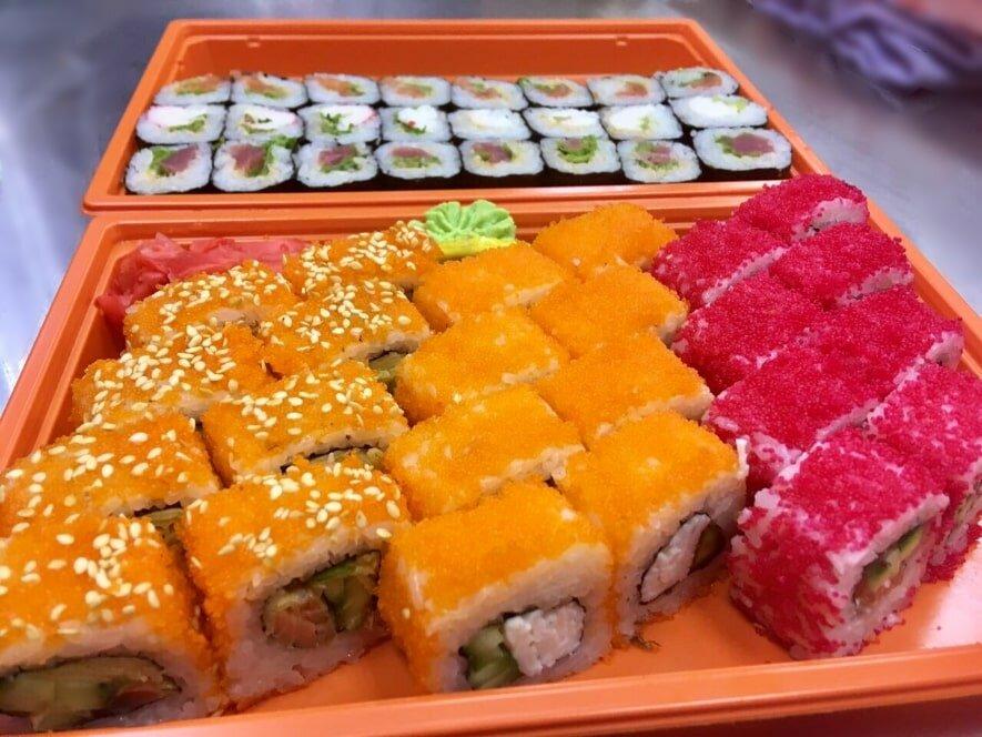 суши-бар — Mybox — Калуга, фото №5