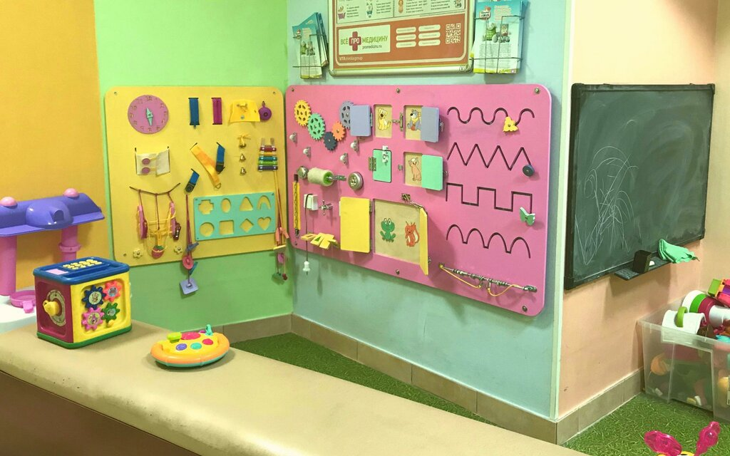 медцентр, клиника — Медицинский центр Тигренок — Москва, фото №4