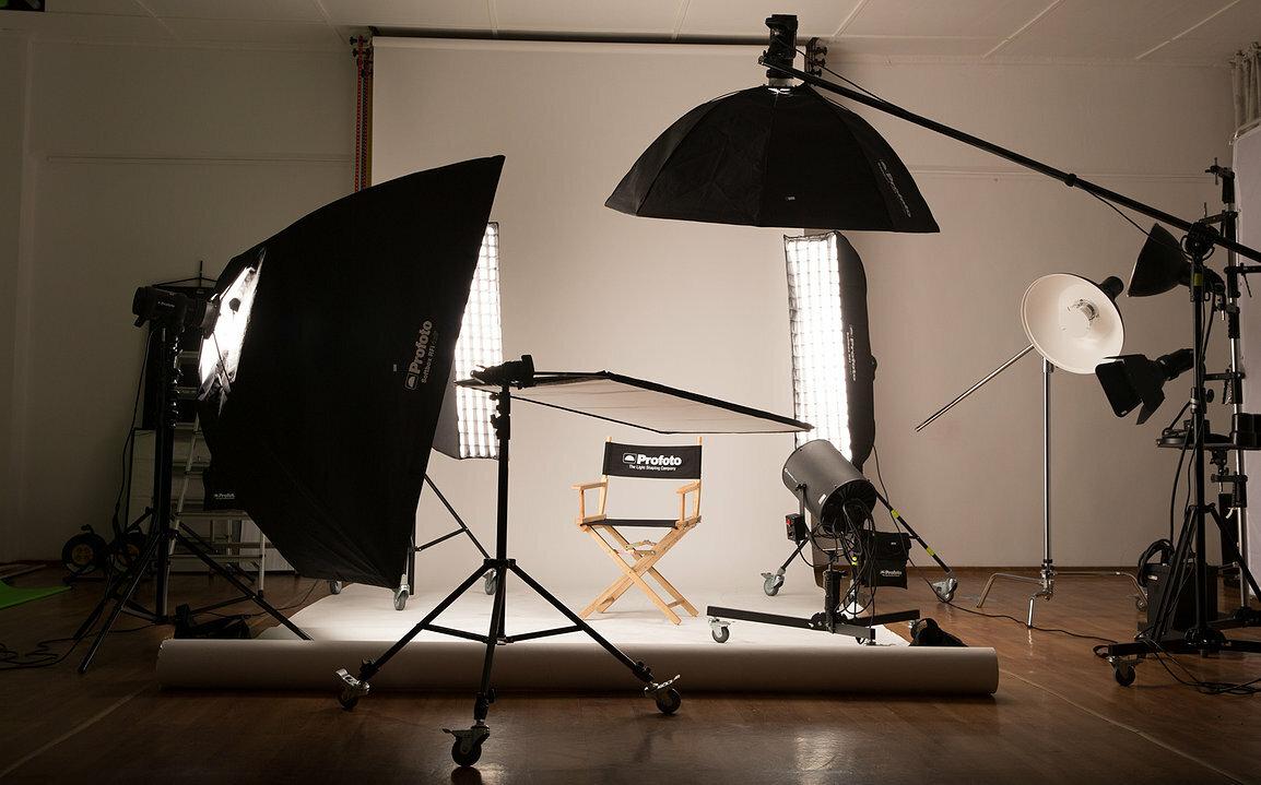 все студийная фотосессия оборудование как работает кто самом деле