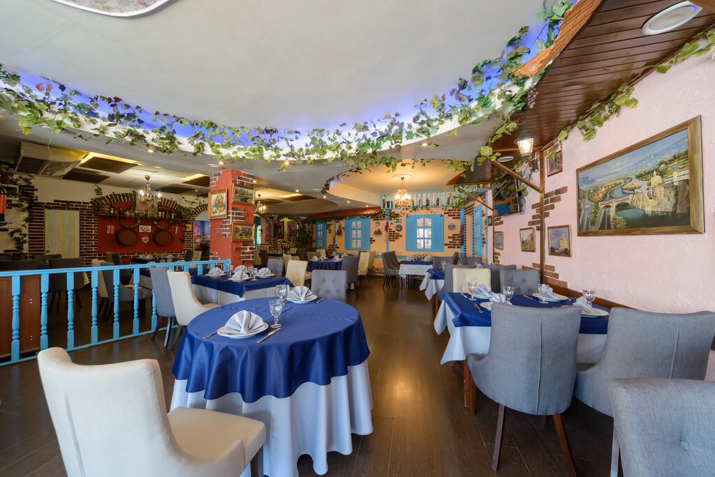 ресторан — Джорджия — Москва, фото №2