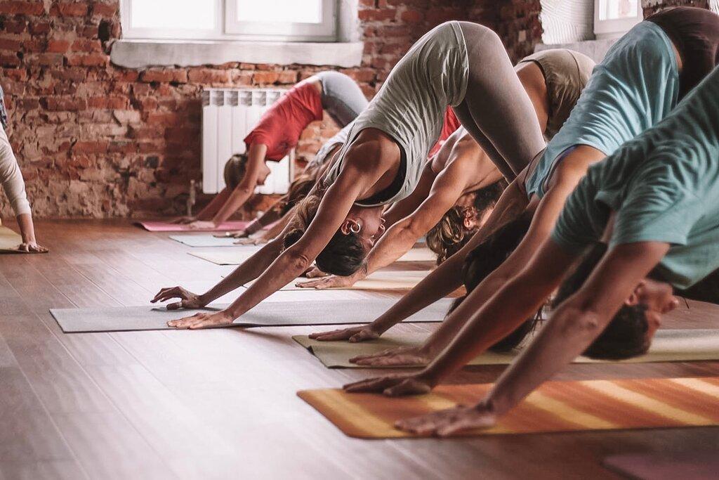 центр йоги — Yoga Place — Минск, фото №1