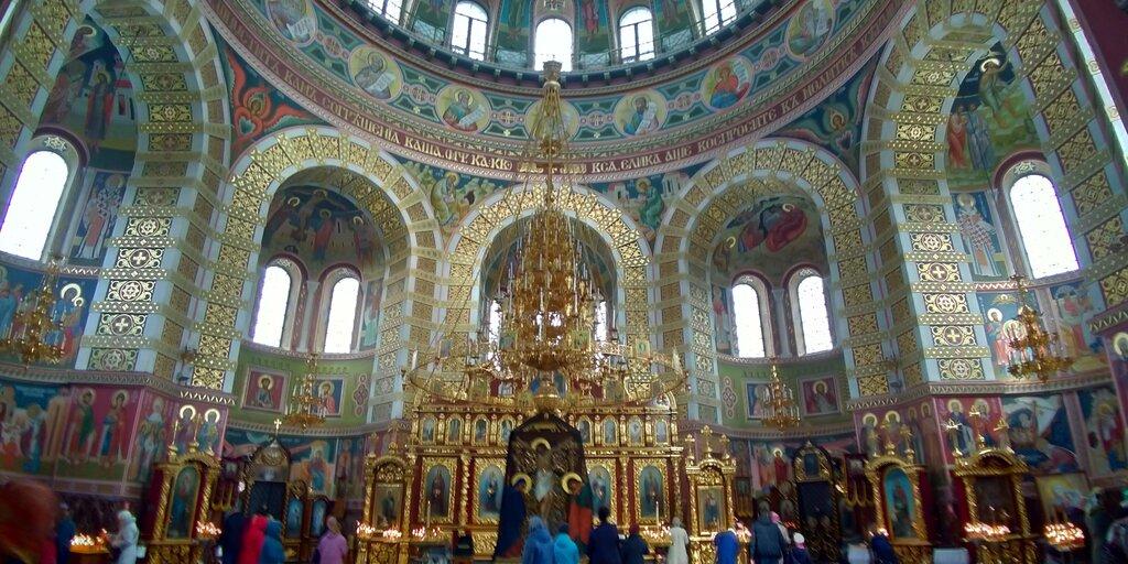 православный храм — Свято-Николаевский собор, г. Евпатория — Евпатория, фото №6
