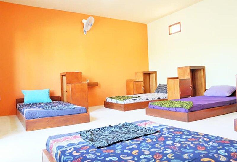 The Warong Nusa Penida - Hostel