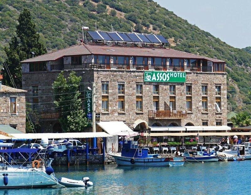Assos Kervansaray Hotel - Special Class