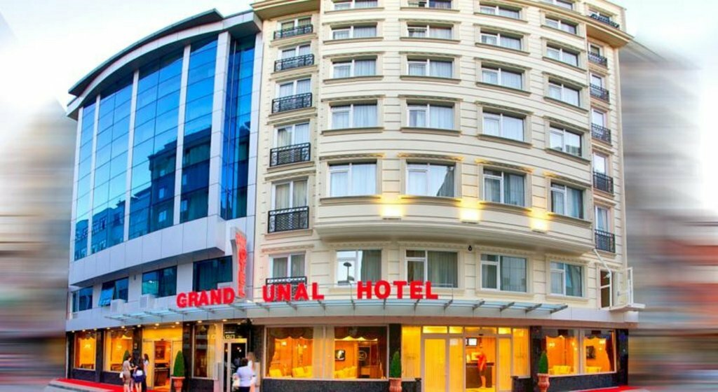 otel — Grand Ünal Hotel — Fatih, photo 1