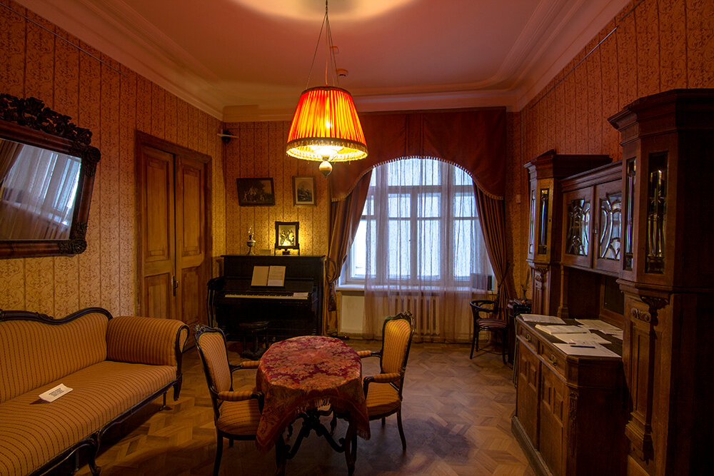 музей — Музей М.А. Булгакова — Москва, фото №6