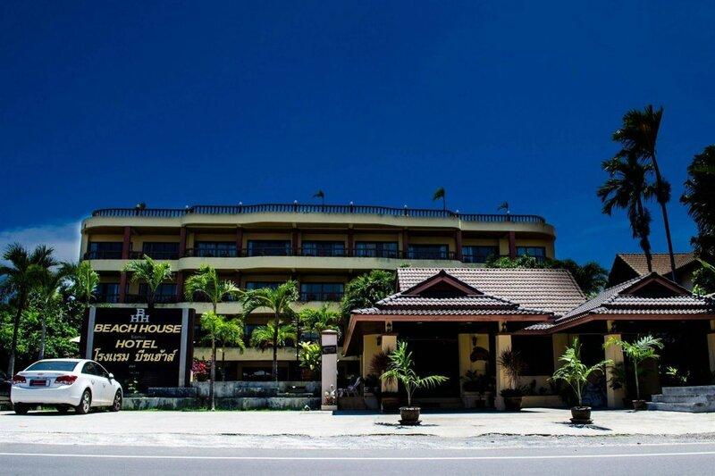 Beach House Hotel Samui