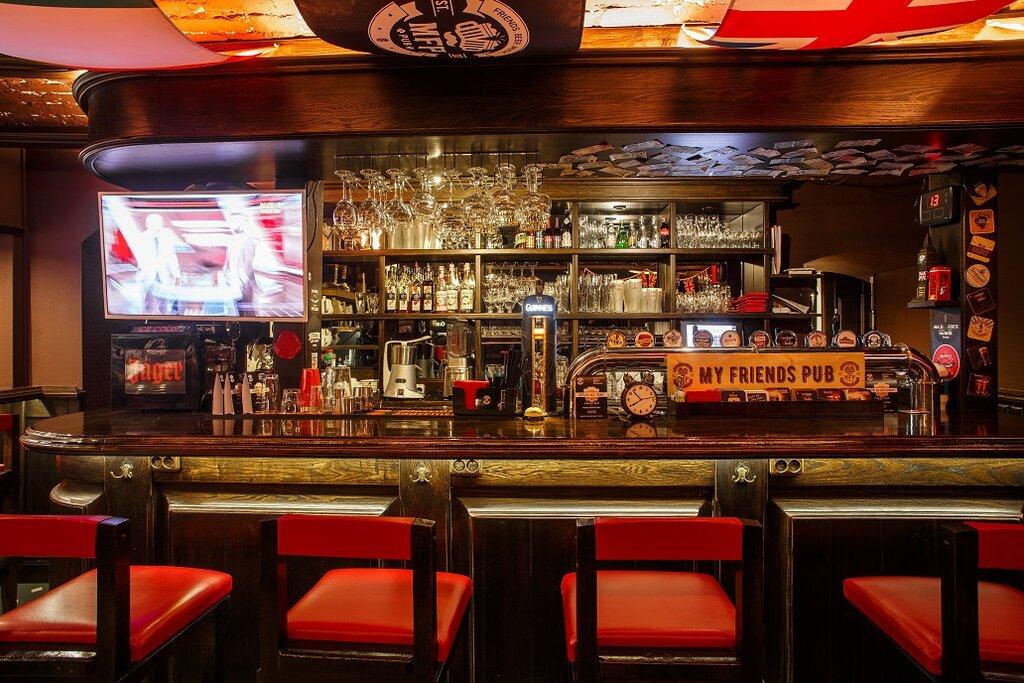 pub, bar — My Friends Pub — Saint Petersburg, фото №3