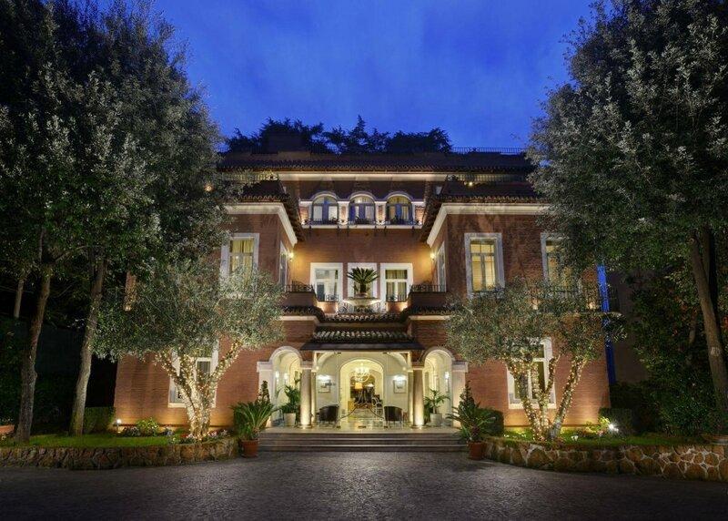 Hotel Principe Torlonia a Member of Elizabeth Hotel Group