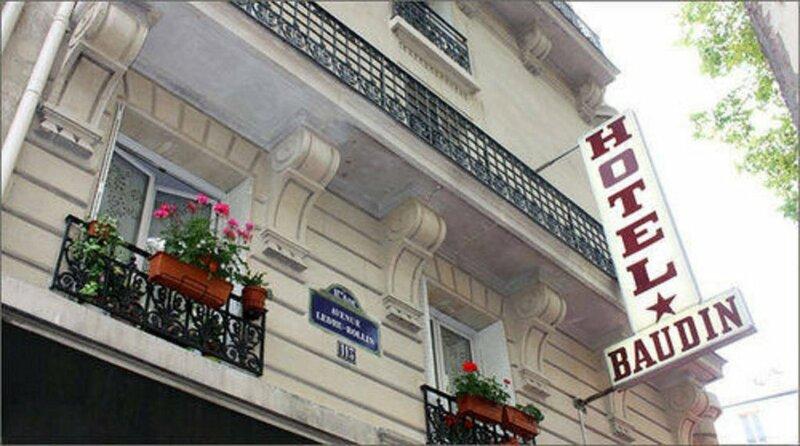 Hôtel Baudin
