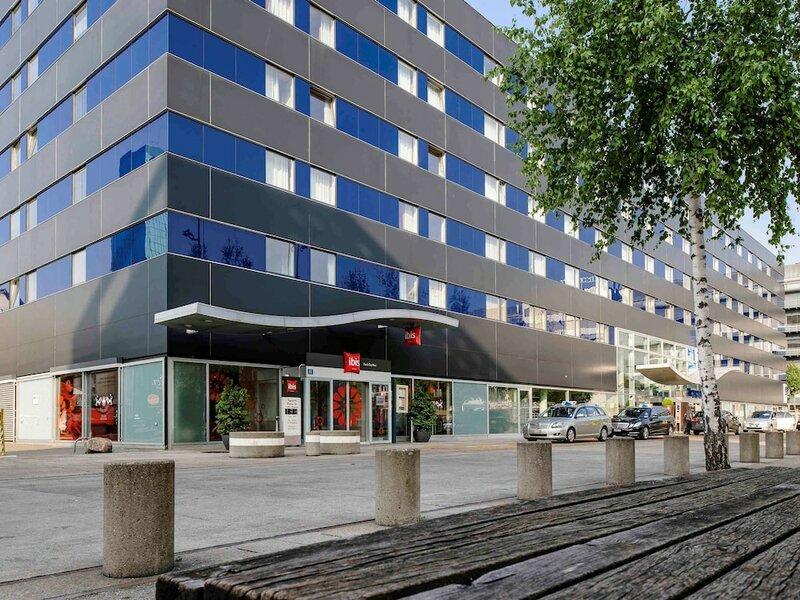 Ibis budget Zurich City West