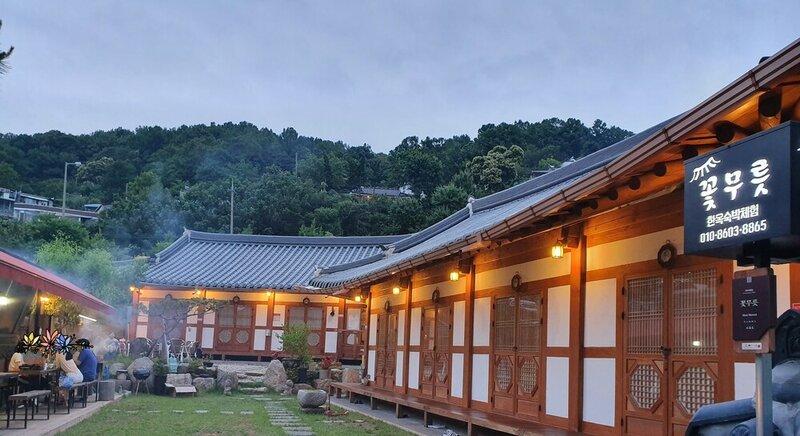 Jeonju Hanok Village Guest House