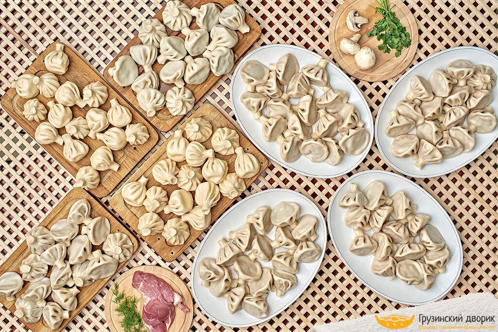 доставка еды и обедов — Грузинский дворик — Москва, фото №2