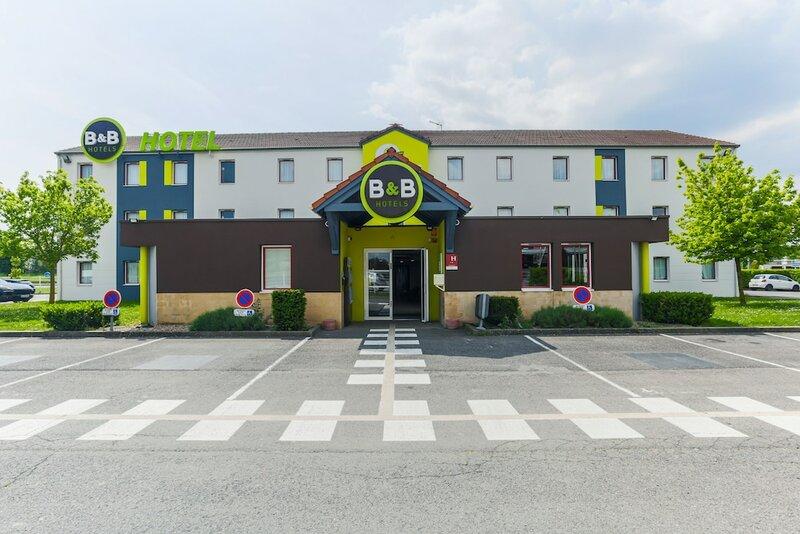 B&b Hotel Metz Semécourt