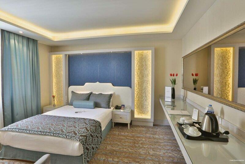 otel — Hotel Zurich İstanbul — Fatih, photo 1