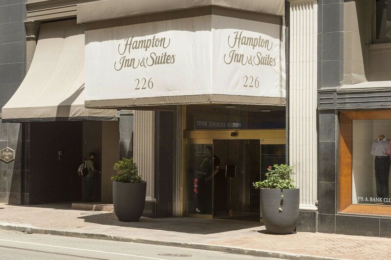 Hampton Inn & Suites New Orleans Downtown