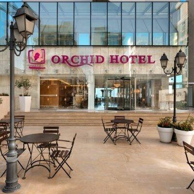 Гостиница Orchid Hotel & Resort