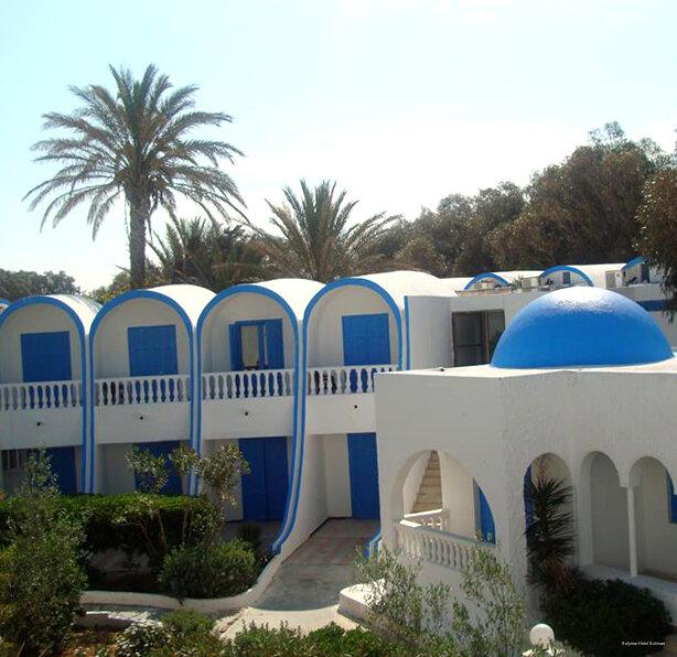 Solymar Hotel Soliman